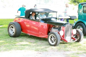 Shirkey roadster