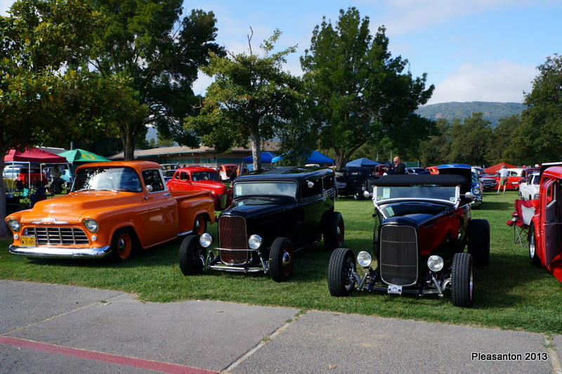 Pleasanton Goodguys Car Show
