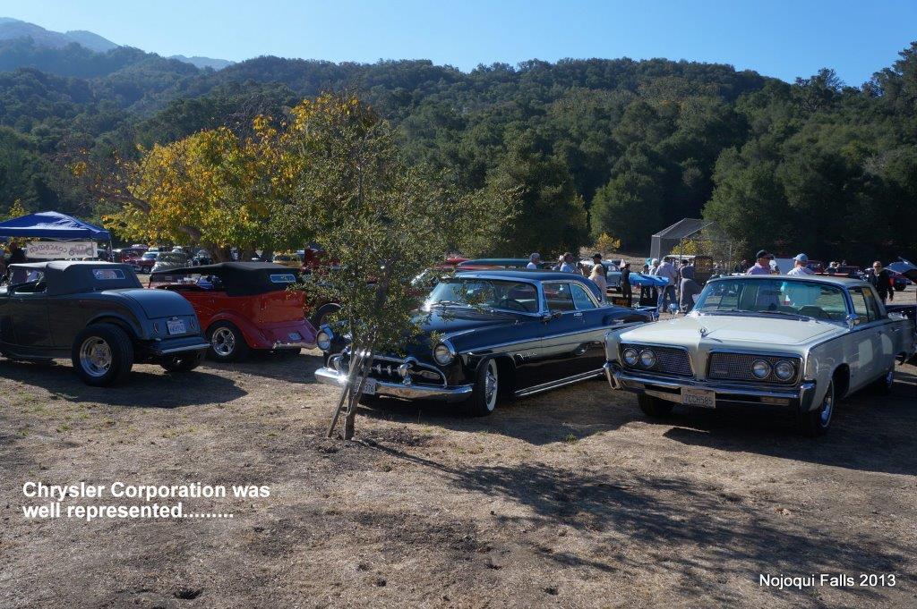 Nojoqui Falls Car Show